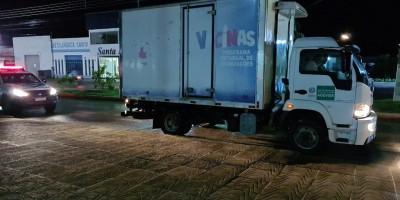 Doses da vacina de Oxford chegam a Rolim de Moura para atender municípios da Zona da Mata