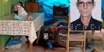 Filha mata o próprio pai com facada no pescoço, em Alta Floresta D´Oeste