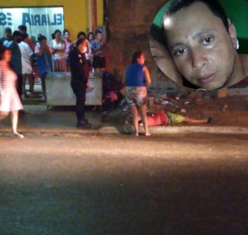 Homem é morto a tiros em Vilhena