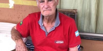 Nota de falecimento do Sr. João Antônio Pastorio, pioneiro em Rolim de Moura