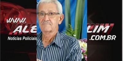 Nota de falecimento - Inácio da Rosa Rodrigues, Presidente do Bairro Olímpico em Rolim de Moura por muitos anos