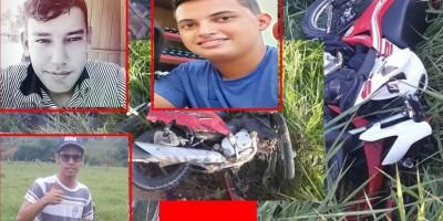 Três jovens morrem após grave acidente na RO 460 em Buritis