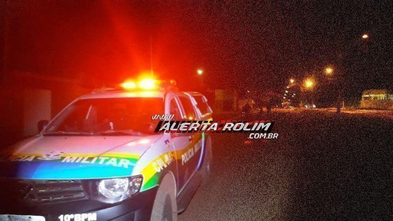 Seis roubos foram registrados em Rolim de Moura nas últimas 24 horas