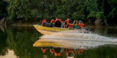 Equipes do Batalhão Ambiental e Sedam intensificam fiscalização para coibir pesca ilegal