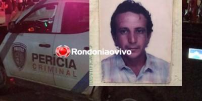 Homem é executado com nove tiros em frente ao filho, em RO