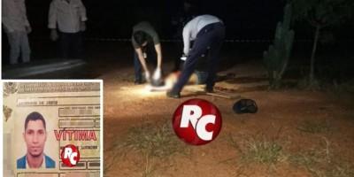 Homem é morto a facada em propriedade rural e  Força Tática prende autor do crime em São Miguel do Guaporé