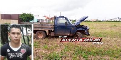 Jovem que foi vítima de grave acidente no Bairro Jequitibá em Rolim de Moura não resiste e vem a óbito em Cacoal