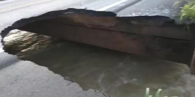 PRF informa que é falsa notícia sobre queda de cabeceira de ponte na BR-364 entre Jaru e Ariquemes