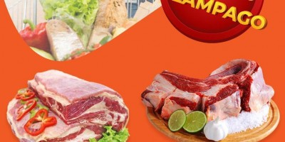 Promoção relâmpago do Supermercado Central de Rolim de Moura - VÁLIDA SOMENTE PARE ESTE SÁBADO, DIA 27/02/2021