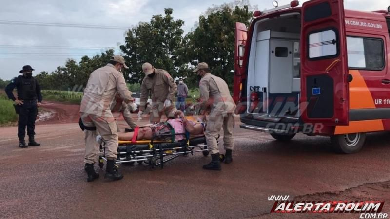 URGENTE -  Motorista da SEMUSA de Rolim de Moura morre após grave colisão na RO-010