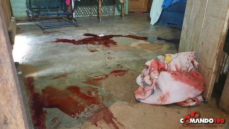 Venezuelano que estava foragido da justiça brasileira é morto a tiros dentro de inferninho, em Ji-Paraná
