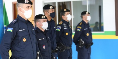 Companhias de Policiamento Ostensivo de Rolim de Moura e Alta Floresta D'oeste têm novos Comandos