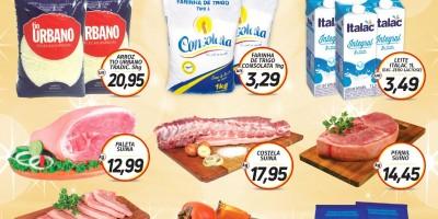 Faça suas compras no Supermercado Central e concorra a 3 mil reais em dinheiro, Confira as ofertas da semana