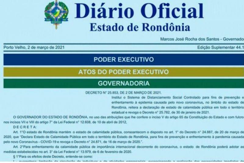 Governo suspende aulas, fecha shopping, restaurantes e lanchonetes nos finais de semana em novo decreto