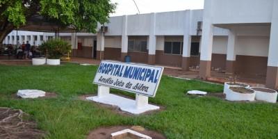 Informações extraoficiais relatam que o Hospital Municipal não está comportando a demanda devido ao expressivo número em atendimentos