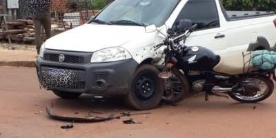Motociclista perde a vida após grave acidente em Espigão do Oeste