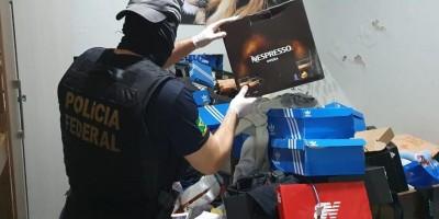 PF cumpre 35 mandados por fraude no auxílio emergencial em Rondônia e outros 7 estados