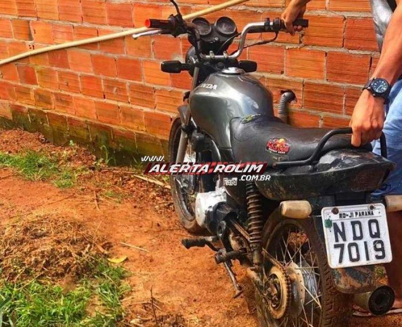 Polícia Militar recupera mais 05 motocicletas roubadas em Rolim de Moura