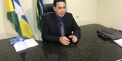 Prefeito Aldo Júlio anuncia compra de 20 mil doses de vacina para combater COVID-19