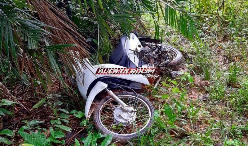 Veículo roubado há alguns dias é recuperado pela Polícia Militar em Rolim de Moura
