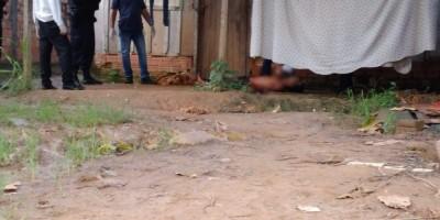 Venezuelano é morto a facadas durante briga entre usuários de drogas, em Ji-Paraná