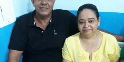 Vítimas da Covid-19, casal pioneiro de Novo Horizonte morre com diferença de apenas um dia