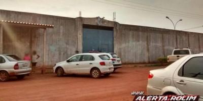 Mais de 50 detentos da penitenciária Regional testaram positivo para o Coronavírus em Rolim de Moura