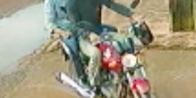 Agência financeira é alvo da ação de bandidos em Rolim de Moura; assista ao vídeo