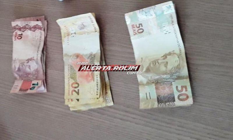 Ação conjunta das polícias Militar e Penal resulta na apreensão de drogas e recupera produtos furtados em Rolim de Moura