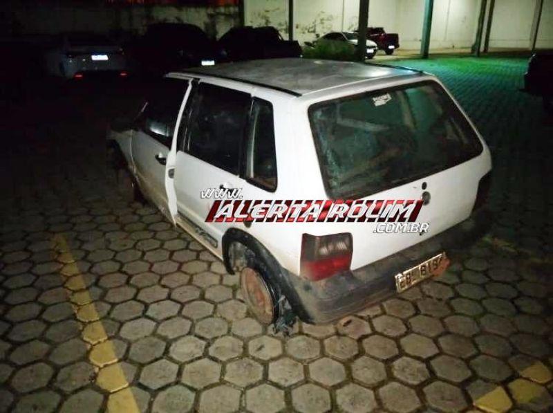 Após tentativa de fuga, PM intercepta veículo e prende suspeito com cerca de 26 kg de drogas, próximo a Presidente Médici