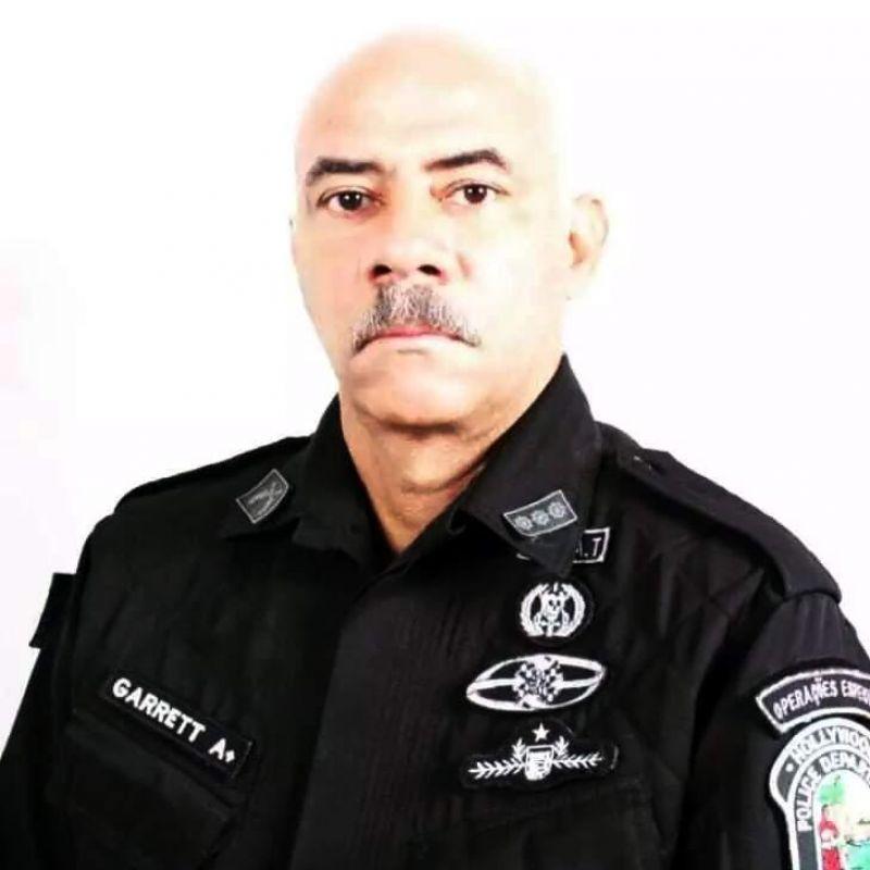 Coronel Garrett da Polícia Militar morre por coronavírus em RO
