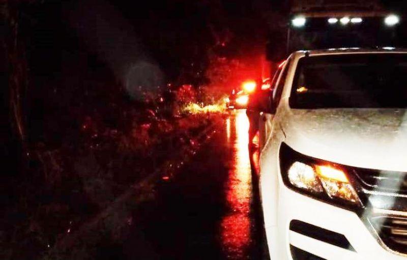 Dois irmãos, moradores de Ariquemes morrem em acidente entre caminhonete e caminhão na BR-364