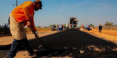 Governo vai investir R$ 300 milhões em obras de mobilidade urbana dos 52 municípios de Rondônia