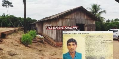 Homem é encontrado morto com vários disparos de arma de fogo, na área rural de Rolim de Moura