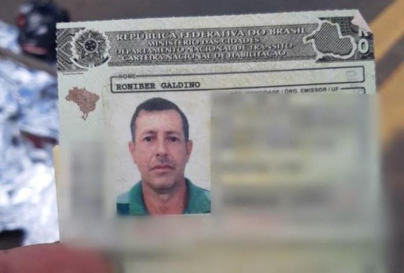 Motociclista morre em acidente na BR-364, entre Ouro Preto e Ji-Paraná