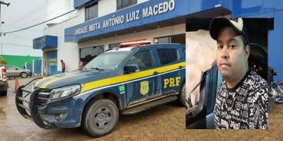 PRF apreende 11 kg de drogas e homem acaba morto ao reagir prisão e tentar sacar arma do policial, em RO