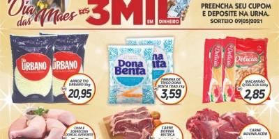 Promoção Supermercado Central, em Rolim de Moura; faça suas compras e concorra a 3 mil reais em dinheiro