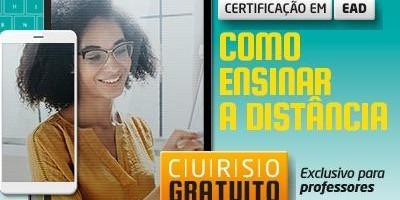 """UNIASSELVI oferece gratuitamente curso """"Como ensinar a distância"""" para docentes"""