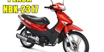 Motoneta Traxx foi furtada no Centro de Rolim de Moura