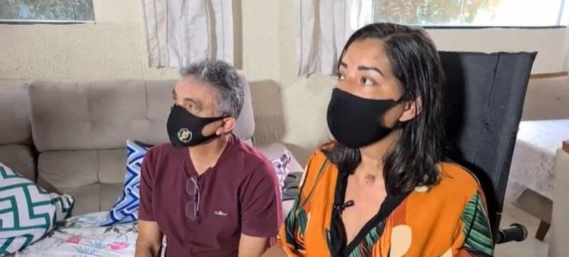 Após 52 dias internada e ter 100% do pulmão comprometido, mulher vence a Covid-19 em RO
