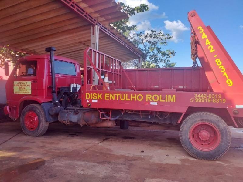 AREAL e DISK ENTULHO ROLIM oferece uma grande variedade em serviços