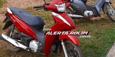 Duas motos roubadas foram recuperadas durante operação conjunta da FUNAI e PM em Seringueiras