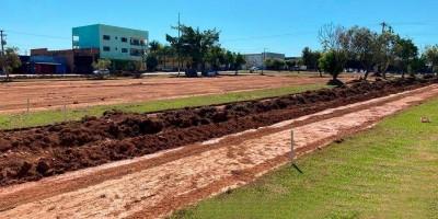 Feira do Centenário: Prefeitura de Rolim de Moura dá ordem de serviço para construção de Espaço Alternativo