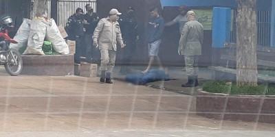 Homem é assassinado a tiros após comprar cigarros em Cerejeiras