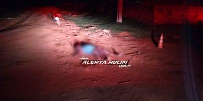 Homem, que havia ganhado a liberdade depois de quase 10 anos na prisão, é assassinado com cinco tiros em Alto Alegre dos Parecis