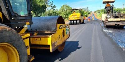 Mais de 90 quilômetros de rodovias pavimentadas são recuperadas pelo DER na região da Zona da Mata