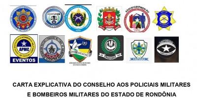 Militares da PM e BM lançam nota pedindo melhorias salariais ao Governo do Estado