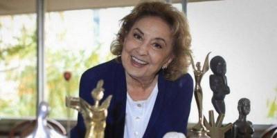 Morre Eva Wilma, aos 87 anos, vítima de um câncer no ovário