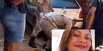 Mulher de 33 anos é assassinada a pauladas pelo marido na frente do filho em RO