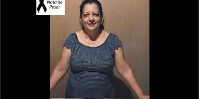 Nota de pesar – Professora e pioneira em Rolim de Moura, Maria de Fátima, vítima de complicações da Covid-19
